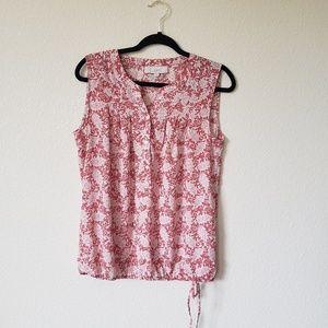 Ann Taylor LOFT | Tank top blouse